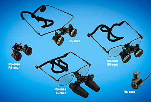 Surgical Loupes from Roboz Surgical