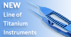 Titanium Surgical Instruments from Roboz Surgical